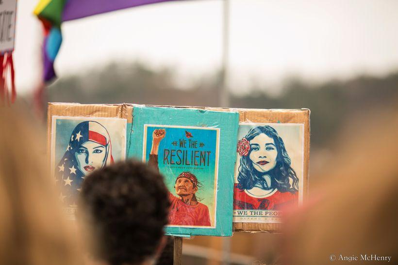 Asheville, North Carolina Women's March