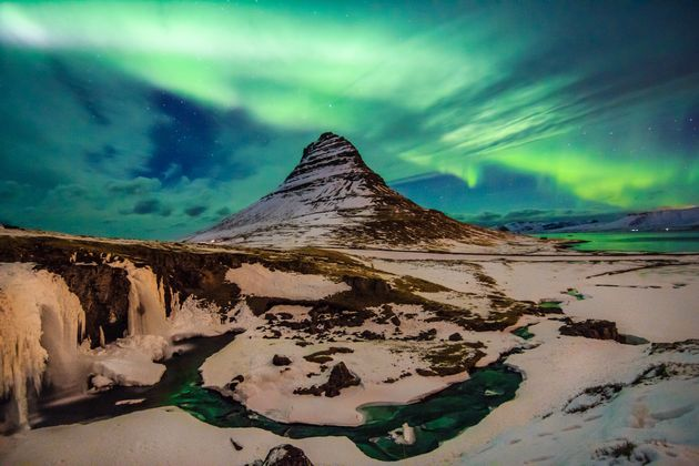 The travellers will get the chance to visit Iceland, Alaska and