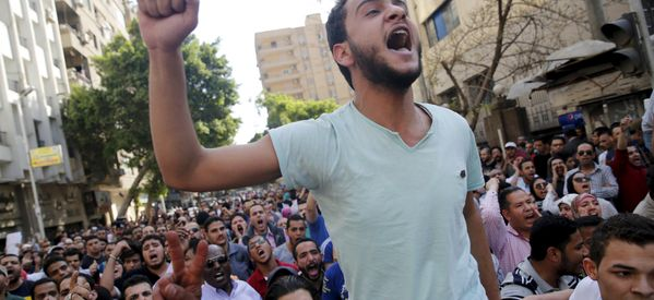 6 Years After The Revolution, Egyptians Still Face Abuse And Repression