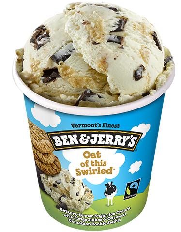A piece on Romper.com suggested that one of Ben & Jerry's new ice cream flavors could help boost breast milk supply.
