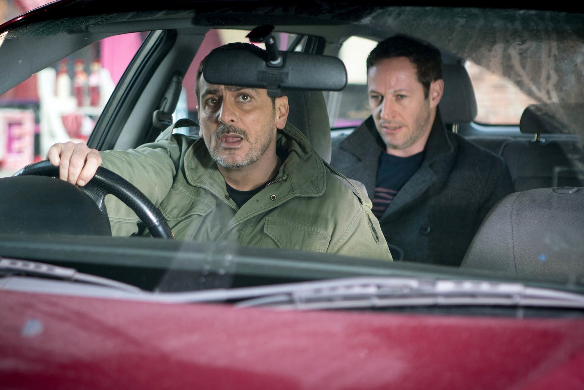 'Corrie' Spoiler! Peter Barlow Comes Face-To-Face With Love Rival