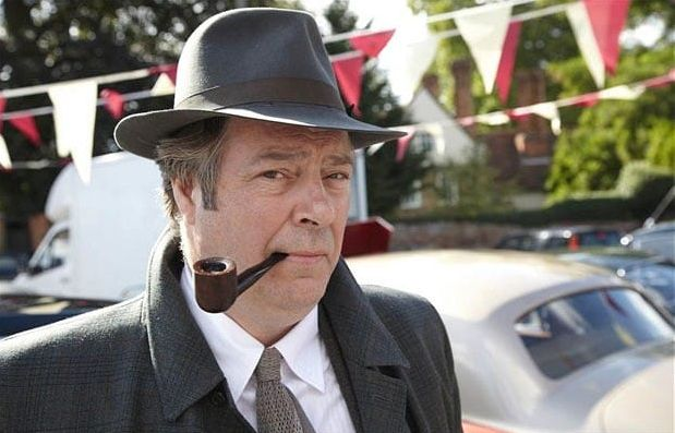 Roger Allam plays a troubled DI Thursday in ITV show
