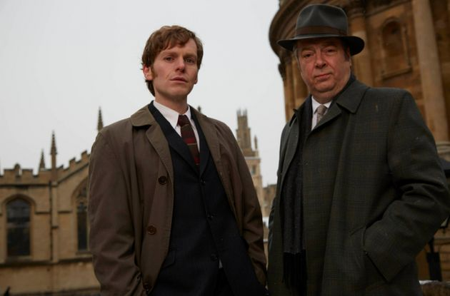 'Endeavour' sees Roger Allam co-starring with Shaun Evans as a young