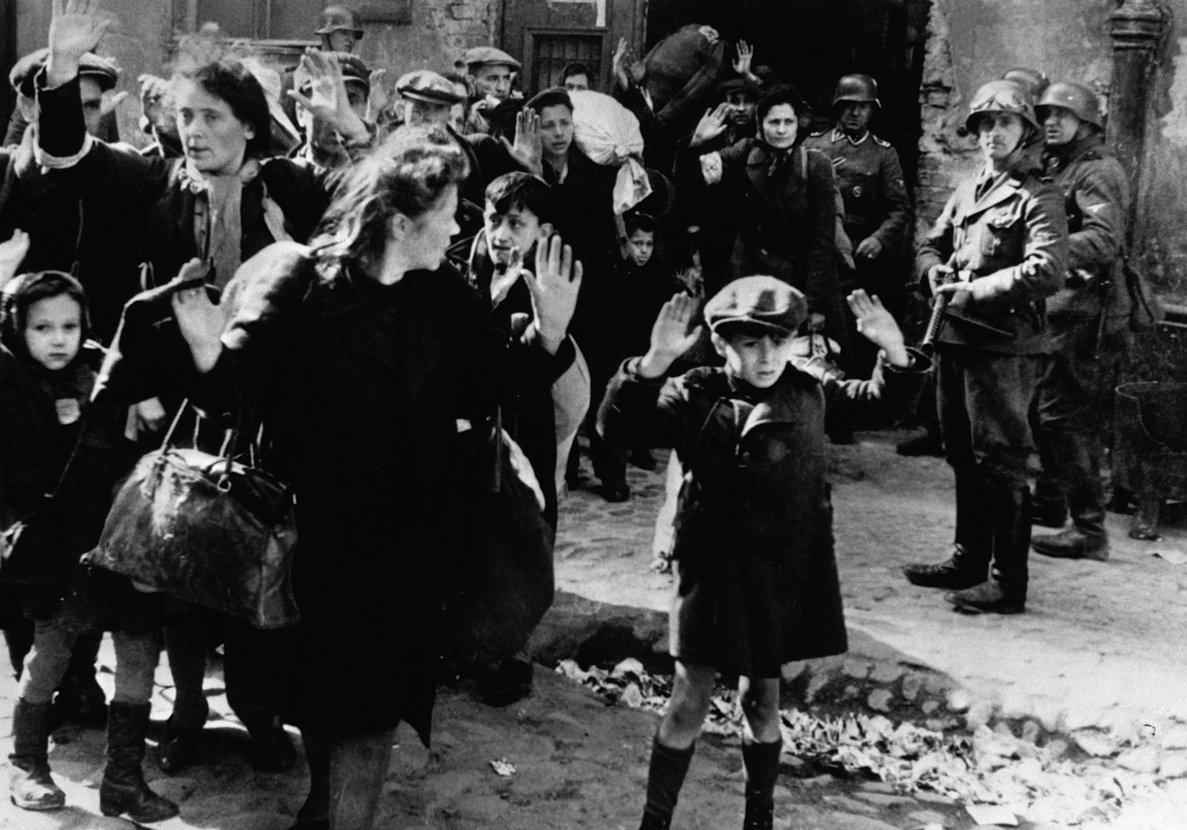 One in twenty Britons think Holocaust never happened