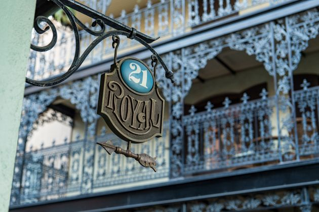 21 Royal is a new hidden dinner experiencein Disneyland, tucked away in the New Orleans Square...