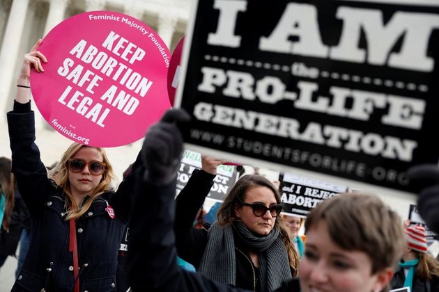 The List Of States With Only One Abortion Provider Left Is