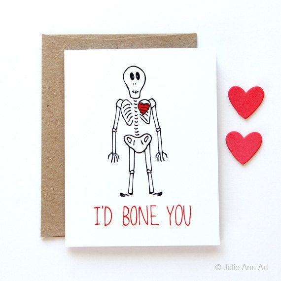 19 Valentine's Day Cards For Couples Who Aren't Totally Corny 588bc35017000030001d0d55
