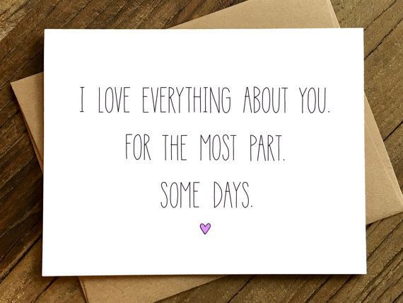 19 Valentines Day Cards For Couples Who Arent Totally Corny – Corny Valentines Card