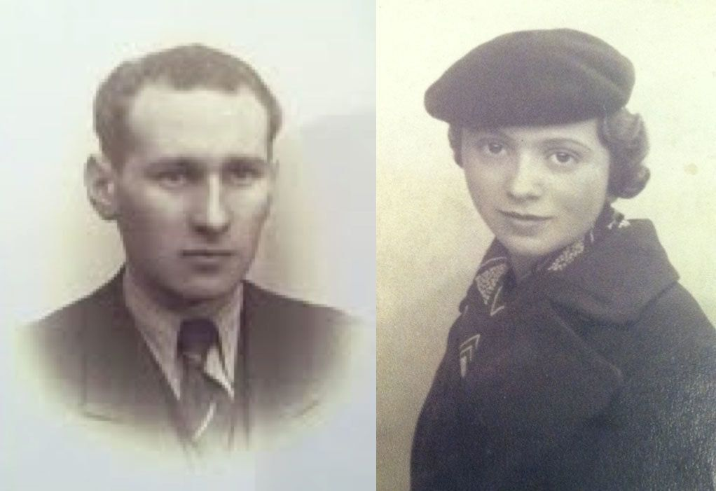 Max Horst Segall and Frieda Esther Lopatka Segall survived the Nazis, but still had to wait to come to the U.S.