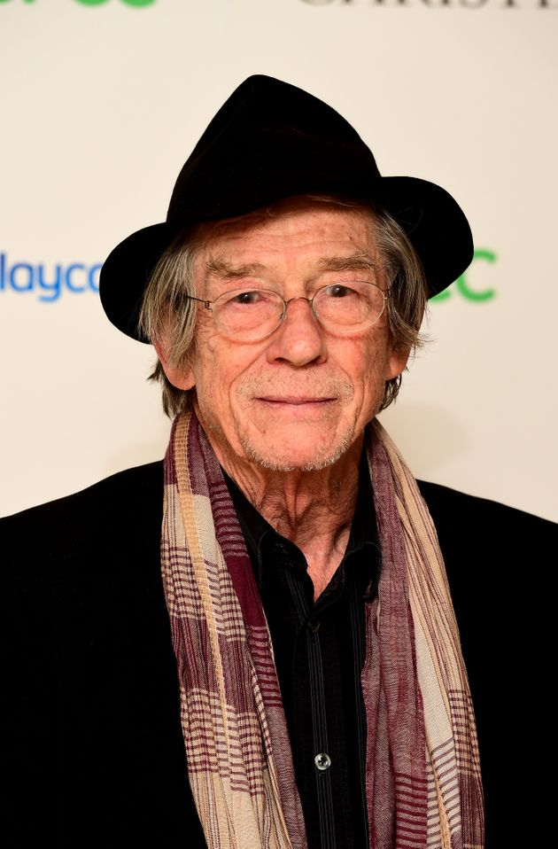 John Hurt has died at the age of