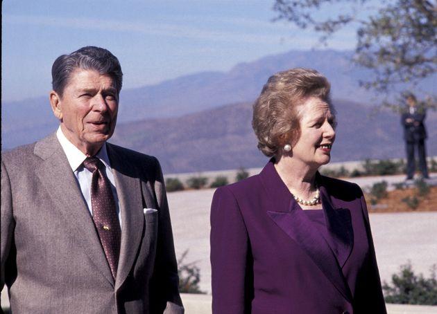 Ronald Reagan and Margaret