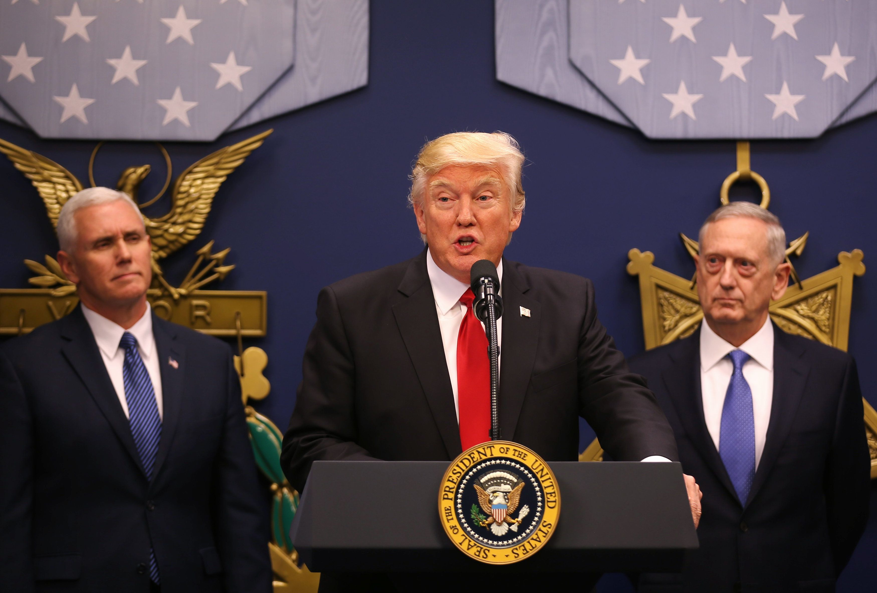 Trump's Executive Order Is Already Hurting Refugees, Muslims And