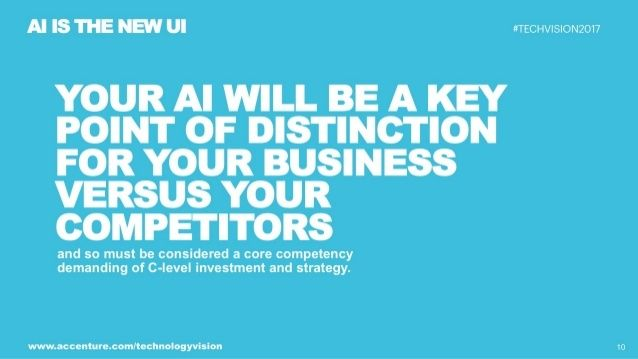 <p>AI will be key point of distinction</p>