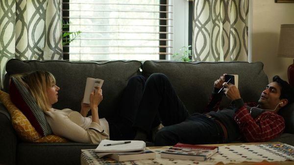 "Sundance brought good news for the romantic-comedy genre, chiefly in the form of ""The Big Sick."" Kumail Nanjiani and wif"