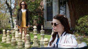 Olivia Cooke and Anya Taylor-Joy appear in <i>Thoroughbred</i> by Cory Finley, an official selection of the NEXT program at the 2017 Sundance Film Festival. Courtesy of Sundance Institute | photo by Claire Folger.