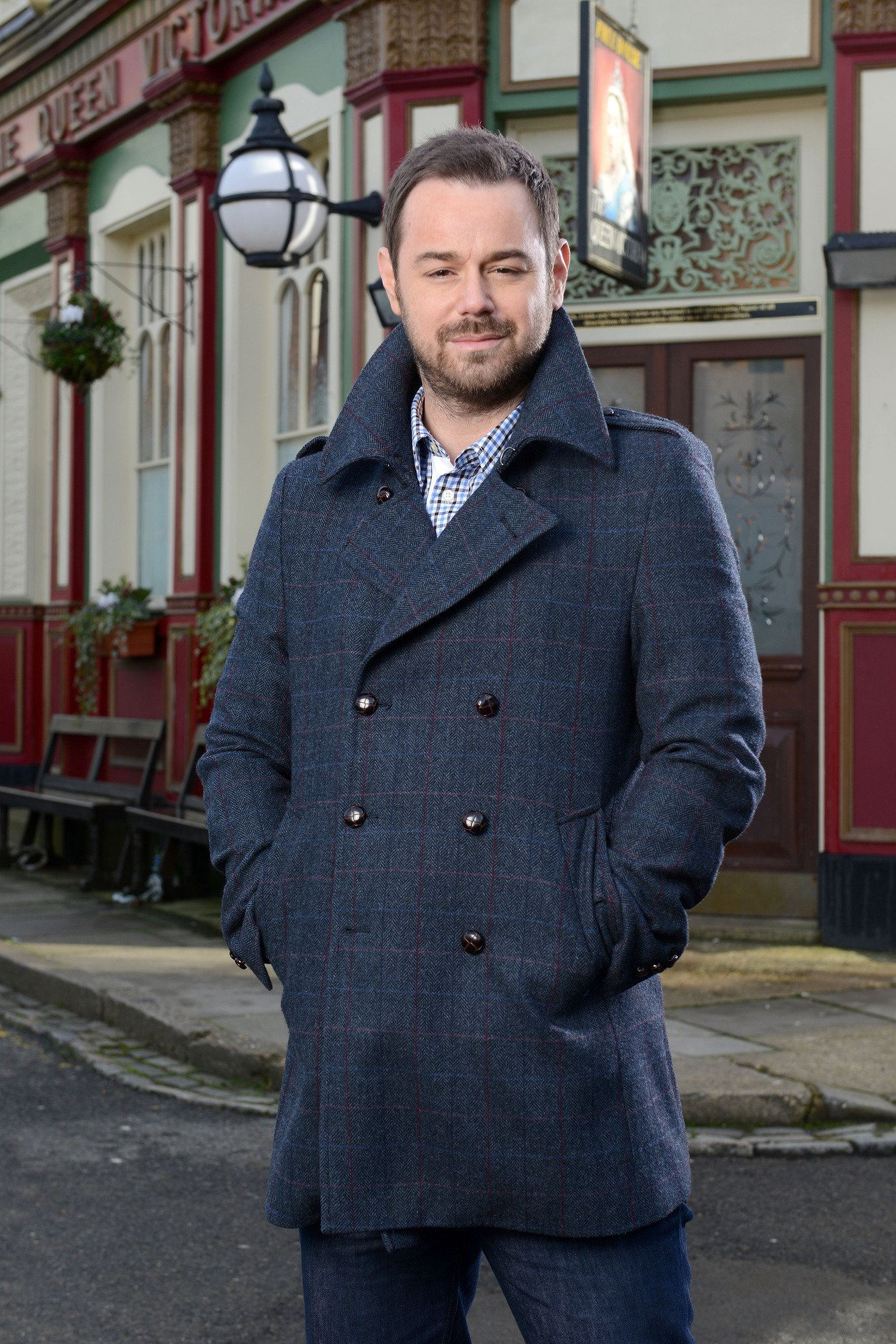 Danny Dyer Hints He Could Quit 'EastEnders' This