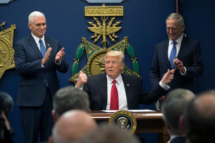 Valor, Mr. President?