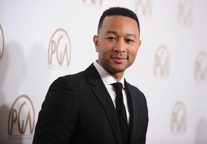 John Legend is continuing to oppose Donald Trump and his actions.