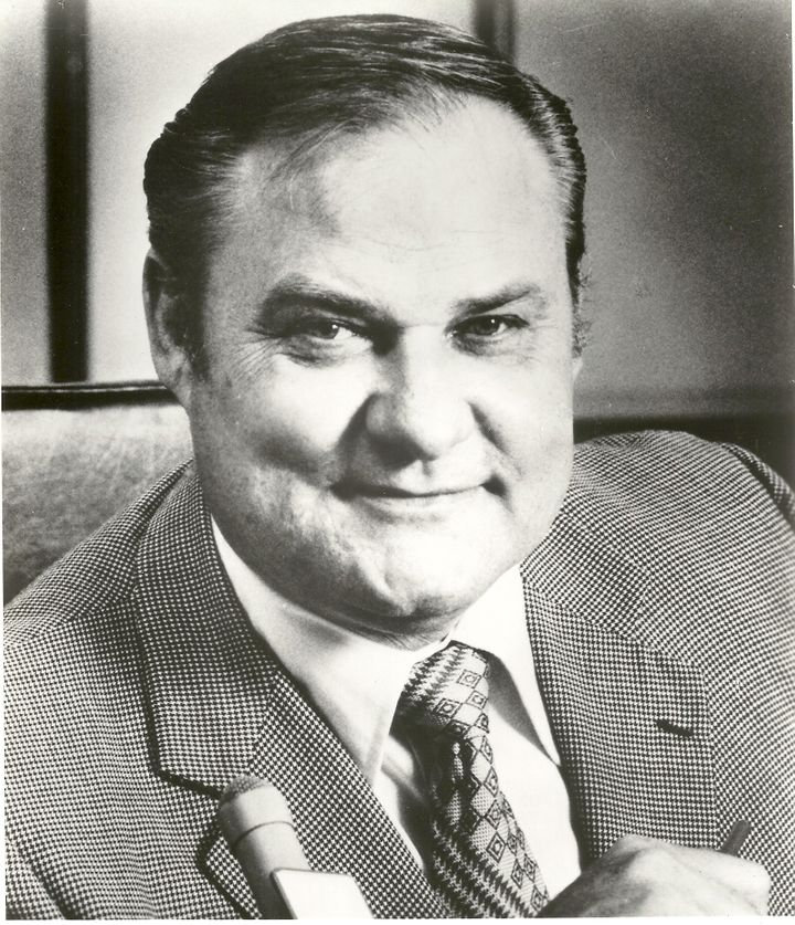 <p>Herb Oscar Anderson in his WABC days. </p>