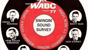 Back at the dawn of Musicradio WABC.