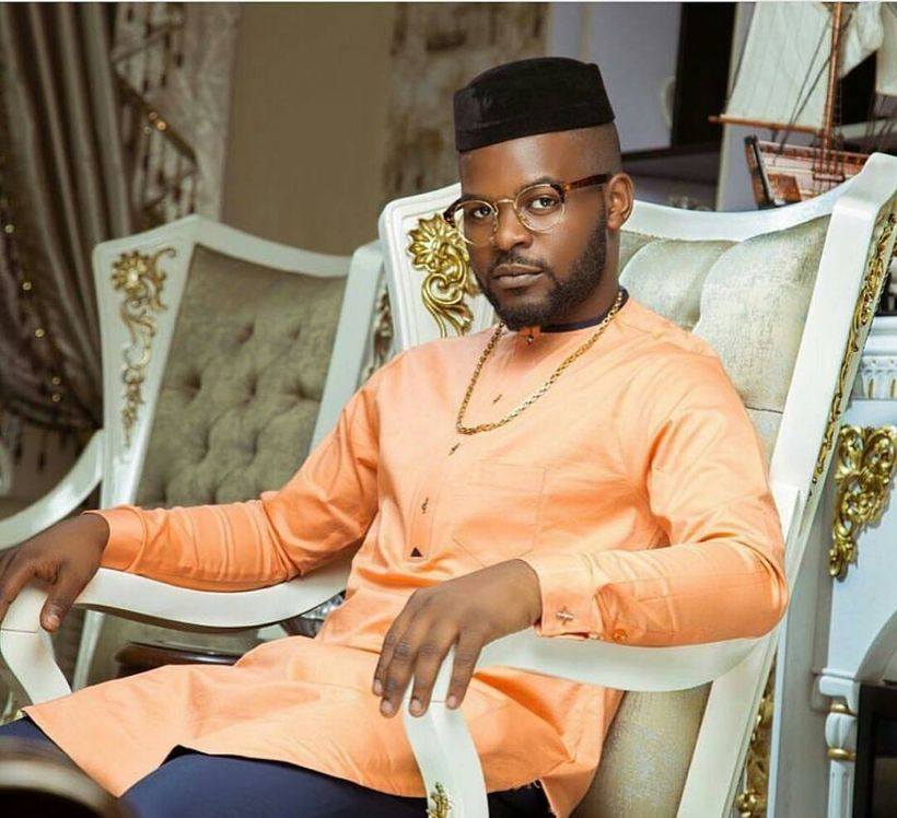 """Do what you are most passionate about and it will be soft work,"" Falz tells us in a sit-down interview where he talks music,"