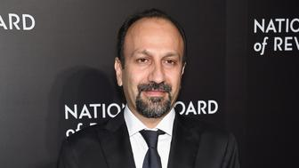 NEW YORK, NY - JANUARY 04:  Asghar Farhadi attends the 2016 National Board of Review Gala at Cipriani 42nd Street on January 4, 2017 in New York City.  (Photo by Dimitrios Kambouris/WireImage)