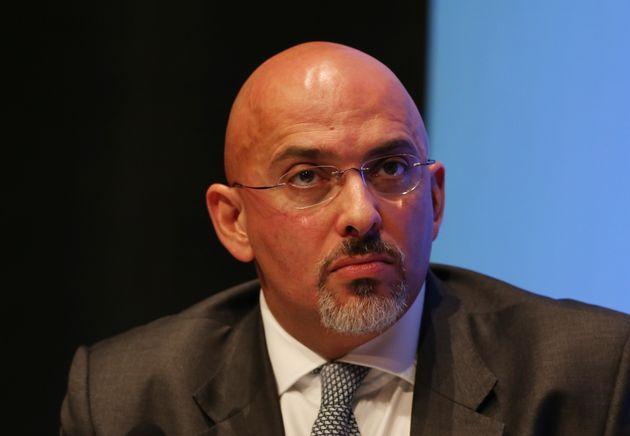 Tory MP Nadhim