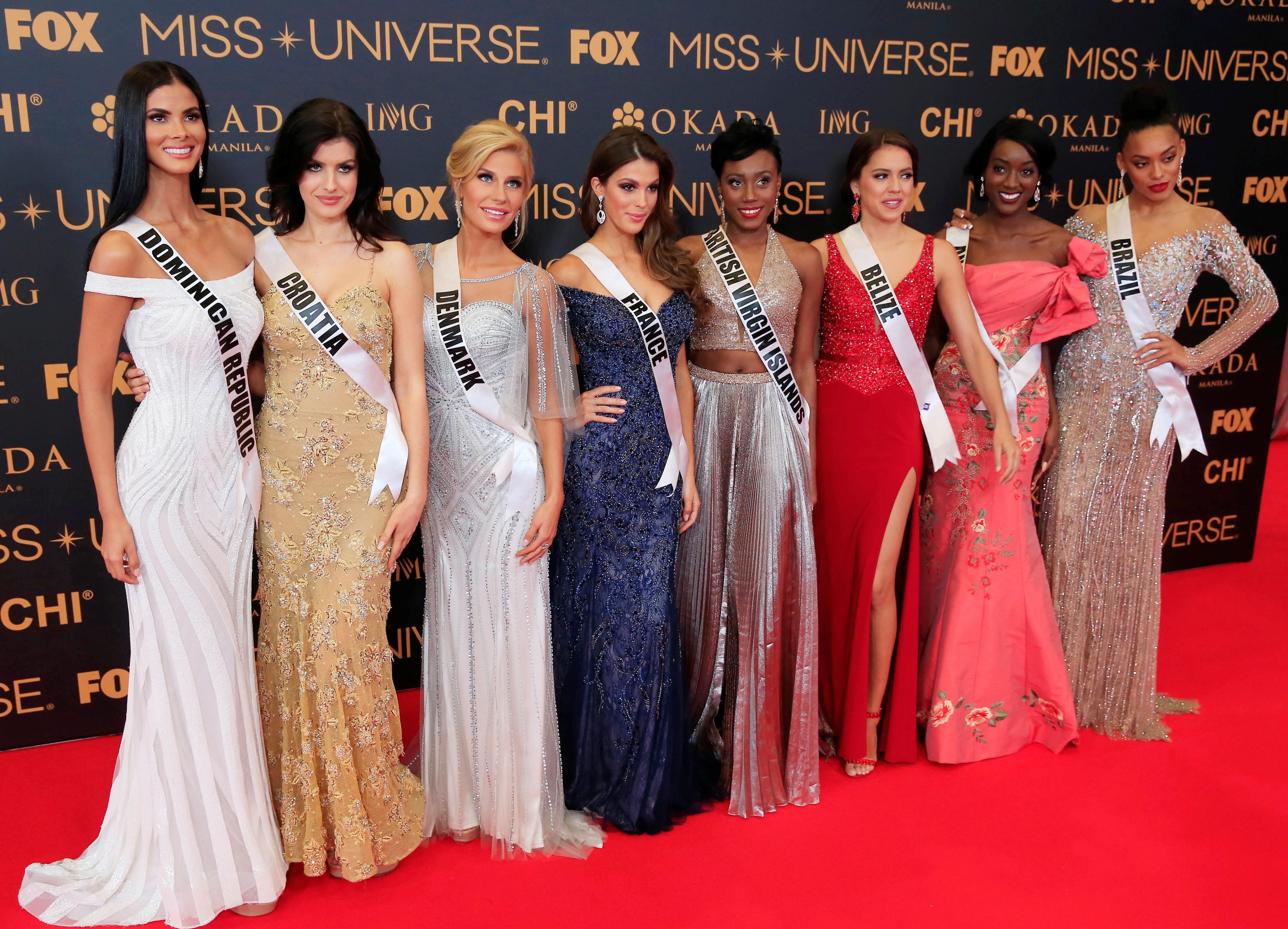 Miss France Iris Mittenaere Wins Miss Universe