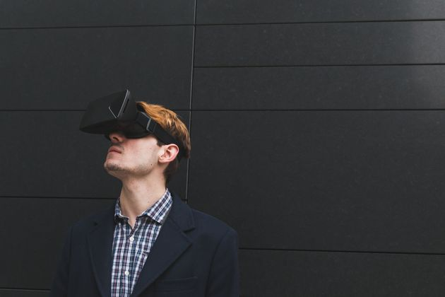 Virtual Reality Could Be Used To Help Treat