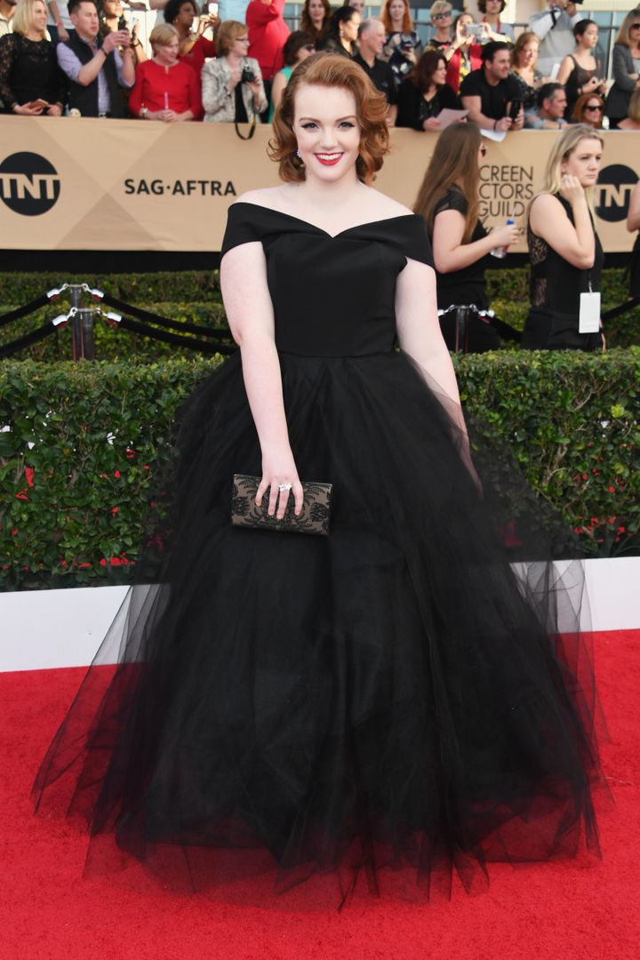 Barb From Stranger Things Was Unrecognizable At The Sag Awards Huffpost