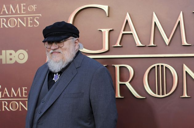George RR Martin To Release New 'Game of Thrones' Story This October