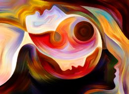 What An Acid Trip Reveals About How The Brain Creates Meaning