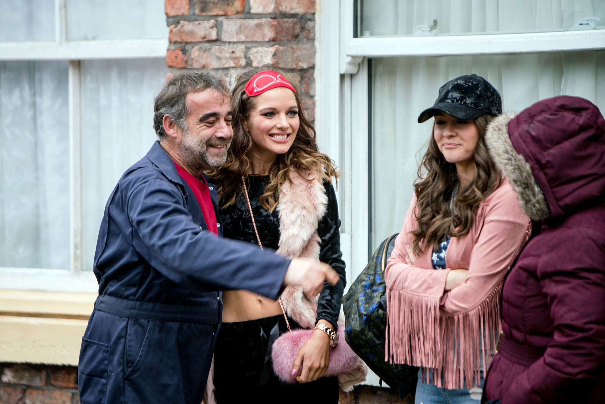 She's Back! 'Corrie' Bosses Reveal First Look At Helen Flanagan's Return As Rosie