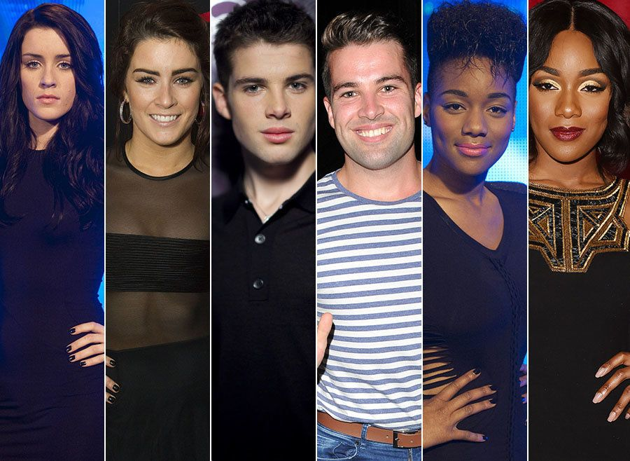 Lucie Jones Confirmed For Eurovision, But Where Are The Other Stars Of 'X Factor' 2009