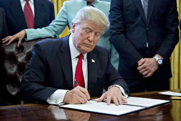Executive order on small business regulations