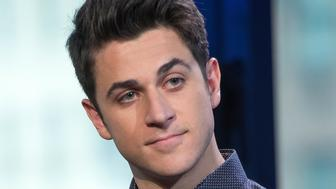 NEW YORK, NY - APRIL 13:  Actor David Henrie attends the AOL Build Speaker Series: Kevin James, David Henrie & Andy Fickman at AOL Studios In New York on April 13, 2015 in New York City.  (Photo by Mike Pont/WireImage)