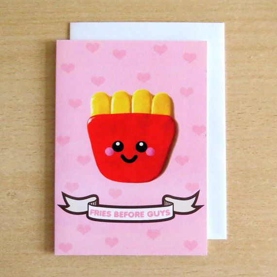 "Buy it <a href=""https://www.etsy.com/listing/264887549/fries-before-guys-greeting-card?ga_order=most_relevant&ga_search_t"