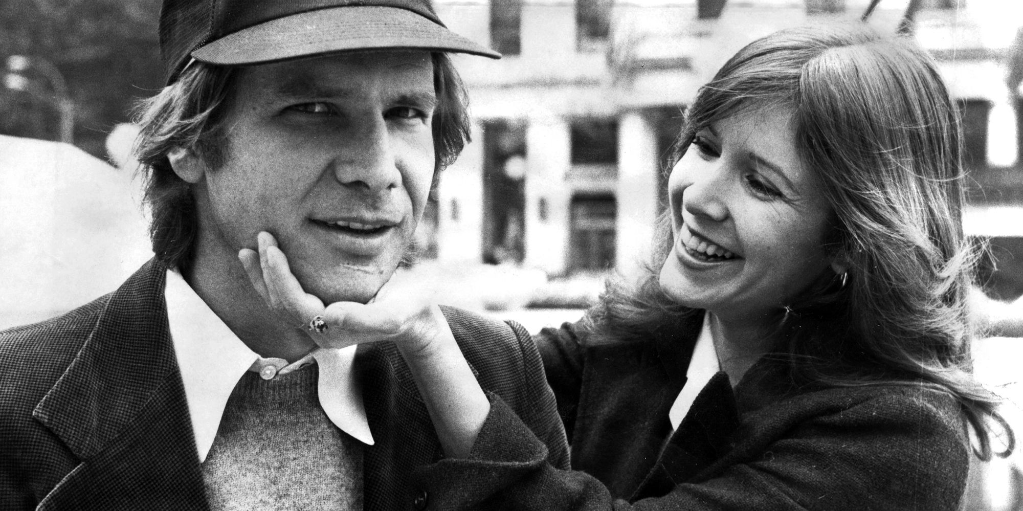 Carrie Fisher Had One Request For Harrison Ford Regarding Her Oscars