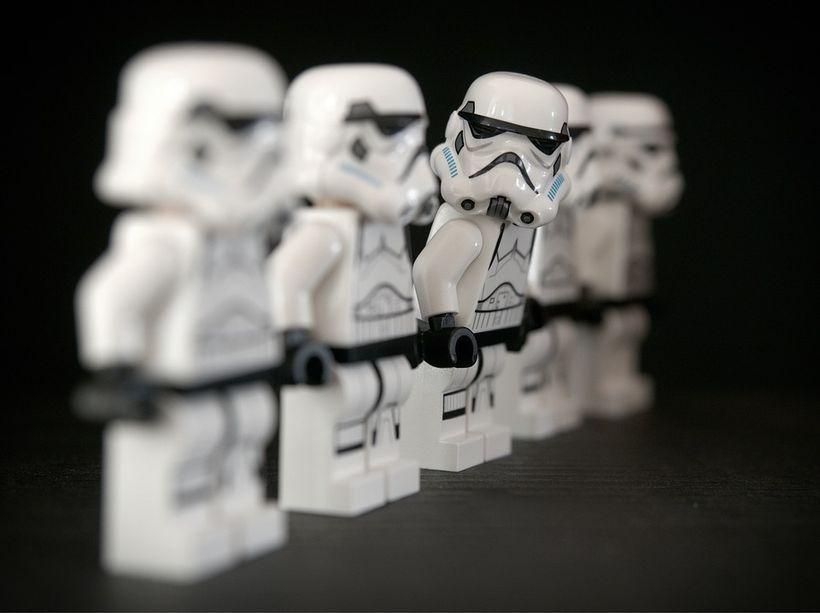 """<a rel=""""nofollow"""" href=""""https://pixabay.com/en/stormtrooper-star-wars-lego-storm-1343877/"""" target=""""_blank"""">Credit: aitoff</a>"""