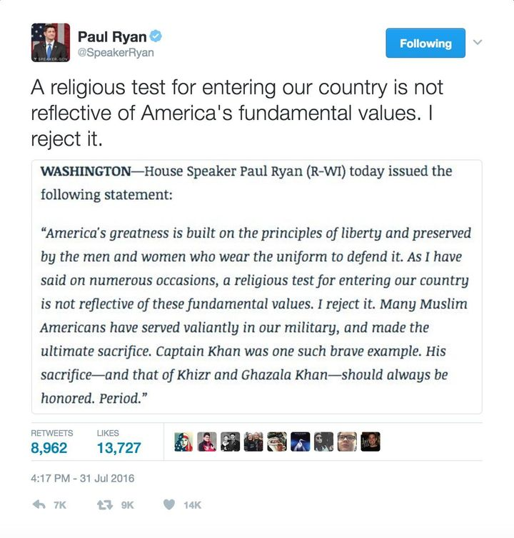 Paul Ryan being an absolute moron, deleted this tweet, thinking the internet wouldn't find it. Sad!