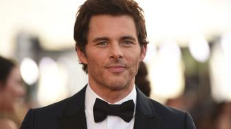 Actor James Marsden arrives for the 23rd Annual Screen Actors Guild Awards at the Shrine Exposition Center on January 29, 2017, in Los Angeles, California. / AFP / Robyn BECK        (Photo credit should read ROBYN BECK/AFP/Getty Images)