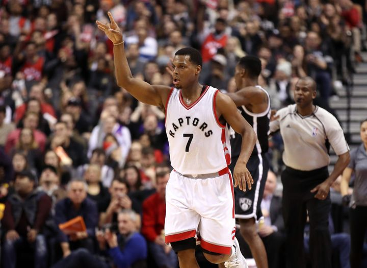 Toronto Raptors guard Kyle Lowry had some choice words Monday when asked about Donald Trump's recent executive order.