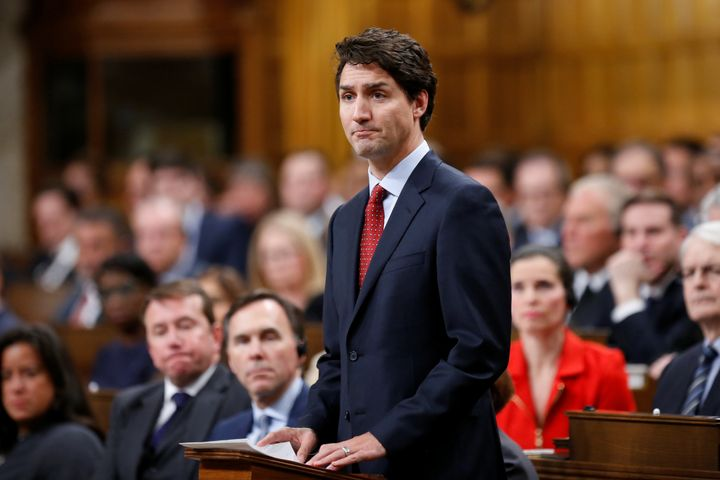 Canadian Prime Minister Justin Trudeau has been more welcoming to refugees and could see an upswing in scientists coming&nbsp