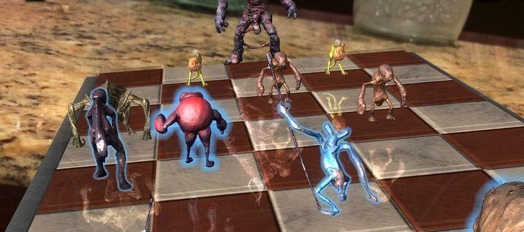 Hologrid features AR creatures from Oscar winning creature creator Phil Tippett. Starter kit is $30 0nAmazon.