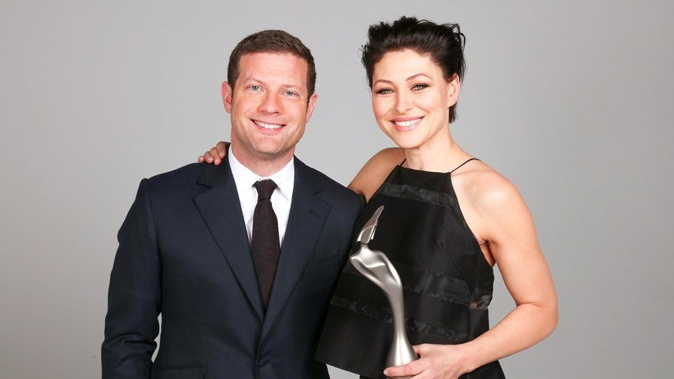 Dermot O'Leary and Emma Willis are hosting this year's