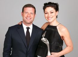 Dermot O'Leary And Emma Willis Confirmed As Michael Buble's Replacement Brits Hosts