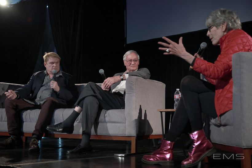 A conversation with filmmaking legend Roger Corman and actress Mary Woronov