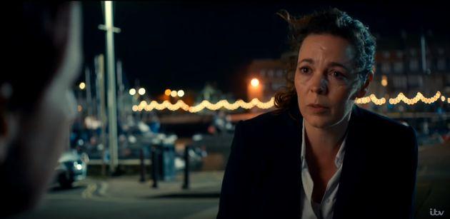 Olivia Colman returns as Ellie