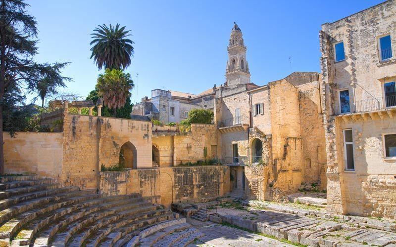 Roman Theatre, Lecce