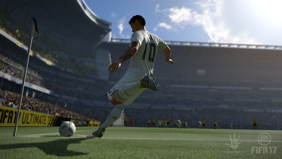 Couldn't Play FIFA This Morning? EA's Suffered A Major Server